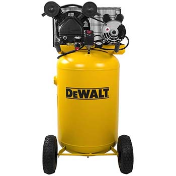 2. DeWalt DXCMLA 1683066 1.6HP 30 – Gallon Air Compressor