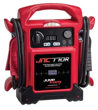 7. Jump-N-Carry JNC770R Jump Starter - Red