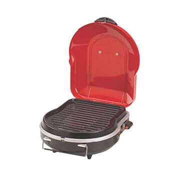 05). Coleman Fold-N-Go Propane Grill Instant-Start