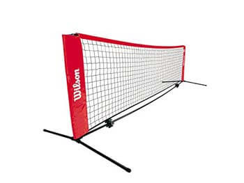 5. Wilson EZ Tennis Net by Wilson