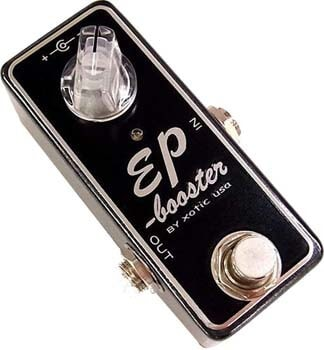 2.) EP Eotic Booster Mini EQ Effect Pedal