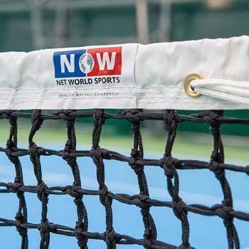1. Vermont Tennis Net by Net World Sports