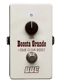10). Boosta Grande BBE Clean Boost