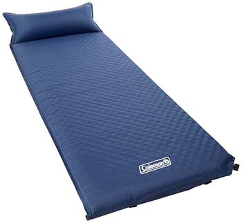8). Coleman Sleeping Pad