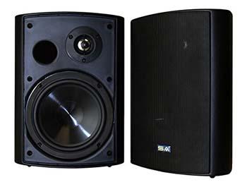 8. Bluetooth Patio Speakers