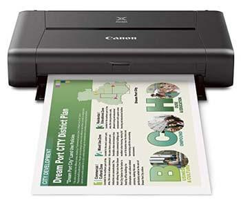 3: CANON PIXMA iP110 Wireless Mobile Printer
