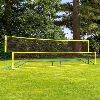 3. Combination of Vermont Net for Badminton, Tennis, Volleyball, Soccer Tennis and Pickleball by ProCourt