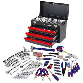10 WORKPRO W009044A Tool Set