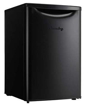 6. Classic Contemporary Compact All Refrigerator by Danby