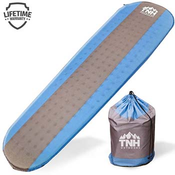 10). Premium Self Inflating Sleeping Pad