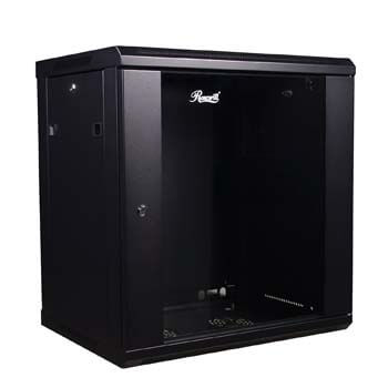 3. Rosewill Professional 12U Wall Mount Cabinet Closure