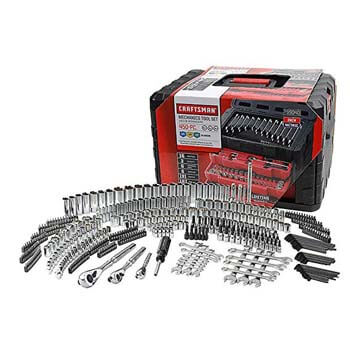 8 Craftsman 450 Tool Set