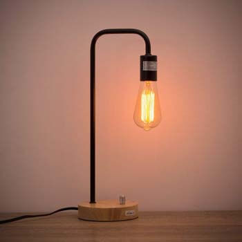 4). HAITRAL Desk Lamp
