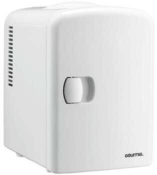 4. Portable Can Mini Fridge by Gourmia
