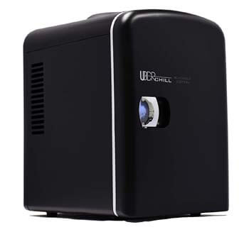 9. Mini Portable Thermoelectric Fridge by Uber Appliance