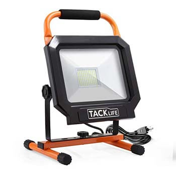 1. Tacklife 5000lm LED work light