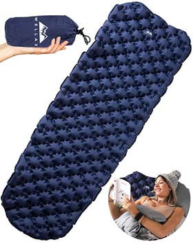 5). WellaX Sleeping Pad