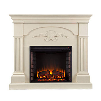 2. SEI FE9275 Southern Enterprises Sicilian Harvest Electric Fireplace