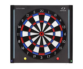 8. Dartslive Soft Darts Board