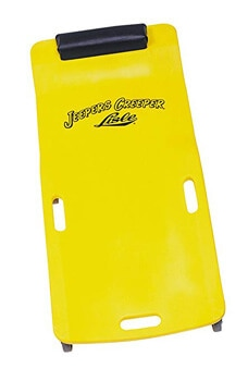 1. Lisle 93102 Yellow Plastic Creeper