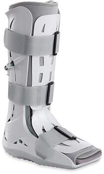 7. Aircast FP (Foam Pneumatic) Walker Brace / Walking Boot