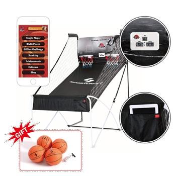 5. Sportcraft Cyber Basketball Arcade