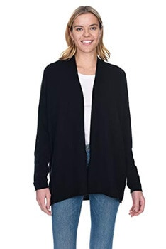 2. State Cashmere Women's 100% Pure Cashmere Cardigan