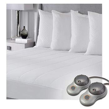 3. Sunbeam heated matress pad