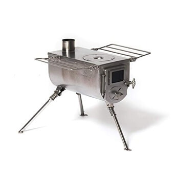 6. Winnerwell medium tent stove
