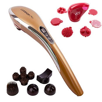 8. Lux shop back massager