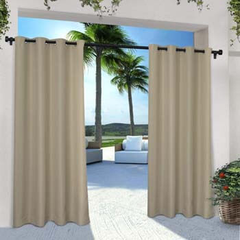 2. Exclusive Home Curtains