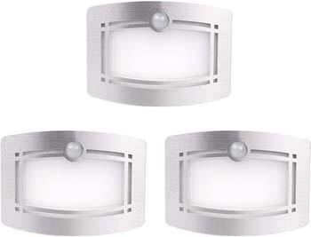 6. OxyLED Motion Sensor Closet Lights