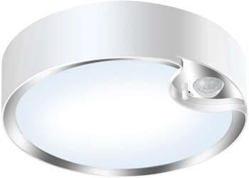 3. Yurnero 80 LED Motion Sensor Ceiling Light