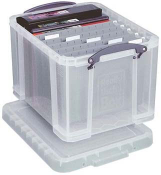 5. Really Useful Boxes(R) Plastic Storage Box