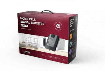 6. weBoost Home 4G (470101) Indoor Cell Phone Signal Booster