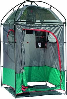 1. Texsport Instant Portable Outdoor Camping Shower Privacy Shelter Changing Room