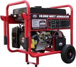 8. All Power America APGG10000, 10000W Watt Generator