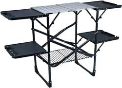 3. GCI Outdoor Slim-Fold Outdoor Cook Station