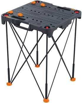 3. WORX WX066 Sidekick Portable Work Table