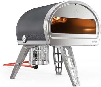 4. ROCCBOX by Gozney Portable Outdoor Pizza Oven