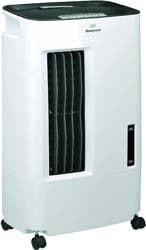 4. Honeywell CS071AE Quiet, Low Energy, Compact Portable Evaporative Cooler
