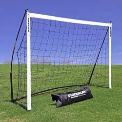 9. QuickPlay Kickster Academy Soccer Goal Range