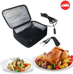 8. Alredx Portable Oven 12V Personal Food Warmer
