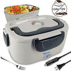 6. Benooa Electric Lunch Box Food Heater