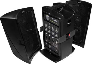 7. Fender Passport Conference PA Speaker System
