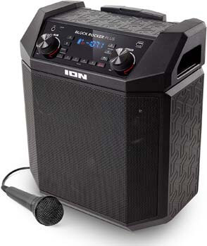 1. ION Audio Block Rocker Plus | 100W Portable Speaker