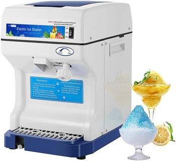 9. VIVOHOME Electric Ice Crusher Shaver Snow Cone Maker Machine