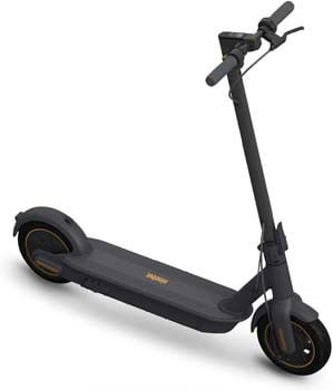 2. Segway Ninebot MAX Electric Kick Scooter