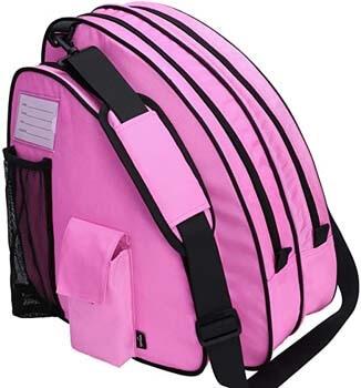 9. TOPOWN Ice Skate Bag Roller Skates Bag