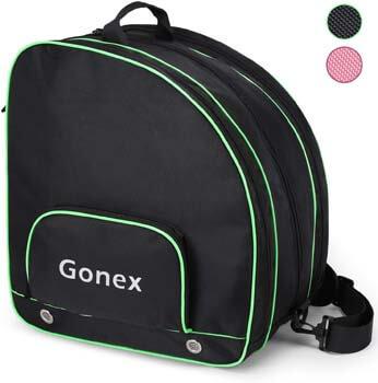 4. Gonex Upgraded Skate Bag for Inline Skates